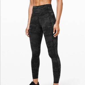 """Fast and Free HR 7/8 25"""" Tights"""